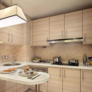 木系厨房装修