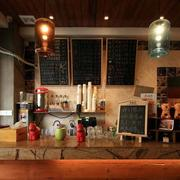 咖啡厅创意灯饰设计