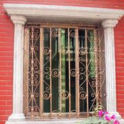 美式风格防盗窗装修