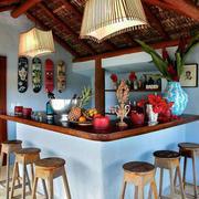 东南亚风情吧台设计