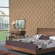 卧室壁纸效果图