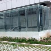 玻璃雨棚设计