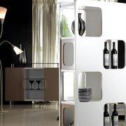 简约客厅酒柜设计