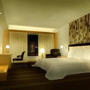 酒店床头设计