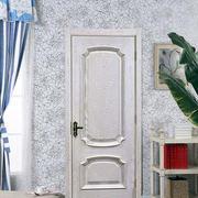 田园风格套装门设计