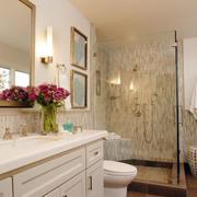 洗手间橱柜设计