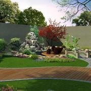 别墅后花园装修