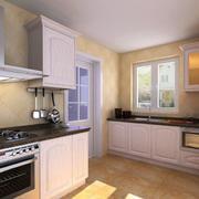 欧式小户型厨房设计