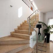 大理石楼梯装修