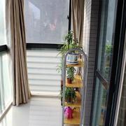 阳台花架摆设图