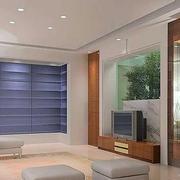 简约客厅装潢设计