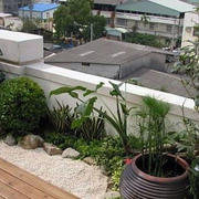 现代简约阳台设计