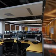 大型写字楼办公室装修