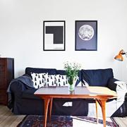 公寓茶几设计
