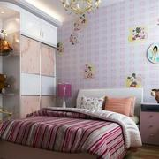 榻榻米卧室床头背景墙