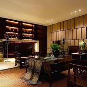 酒柜吧台设计