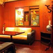 咖啡店沙发设计