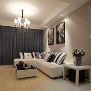 后现代风格客厅装饰画