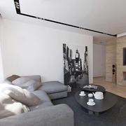 公寓简约风格沙发设计