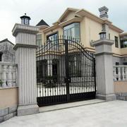 复式楼大门设计