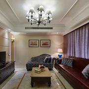 小型客厅吊顶设计
