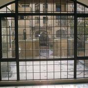 拱形防盗窗设计