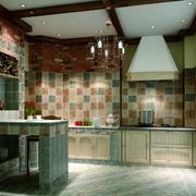 欧式厨房吊顶设计