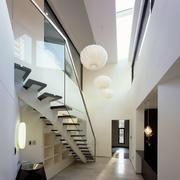 楼梯玻璃挡板