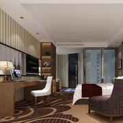 酒店卧室设计