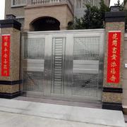铁制大门设计
