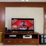 现代简约风格电视柜装修