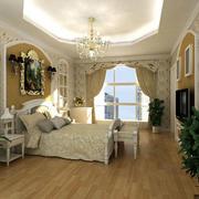 家装卧室灯饰设计