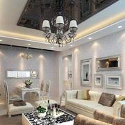 欧式客厅装饰装修