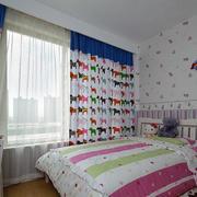 公寓卧室飘窗设计