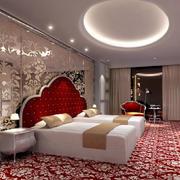 欧式卧室地毯设计