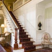 直楼梯设计