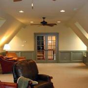阁楼沙发设计