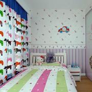 公寓卧室背景墙设计