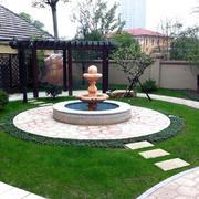 庭院喷泉设计