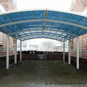 校园雨棚设计