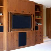 大型整体原木装修设计