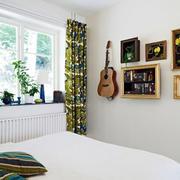 公寓后现代风格卧室装修
