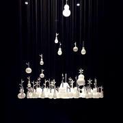 珠帘式led灯装