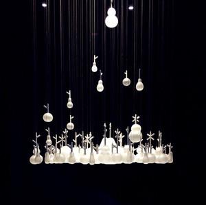文艺者必备:柔和系led天花灯设计