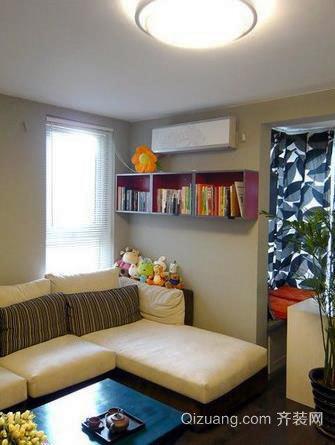 单身不孤单:温馨小户型单身公寓装修效果图