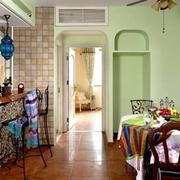 东南亚风格厨房设计