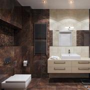 公寓卫生间橱柜设计