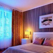 卧室华丽飘窗设计