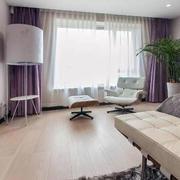 公寓客厅飘窗设计