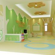 幼儿园长廊吊顶